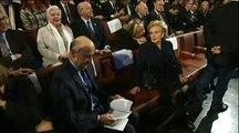 Bernadette Chirac j'ai cru voir un Juppé!!! mais oui ! mais oui ! j'ai bien vu un Juppè !! [21.11.2014]
