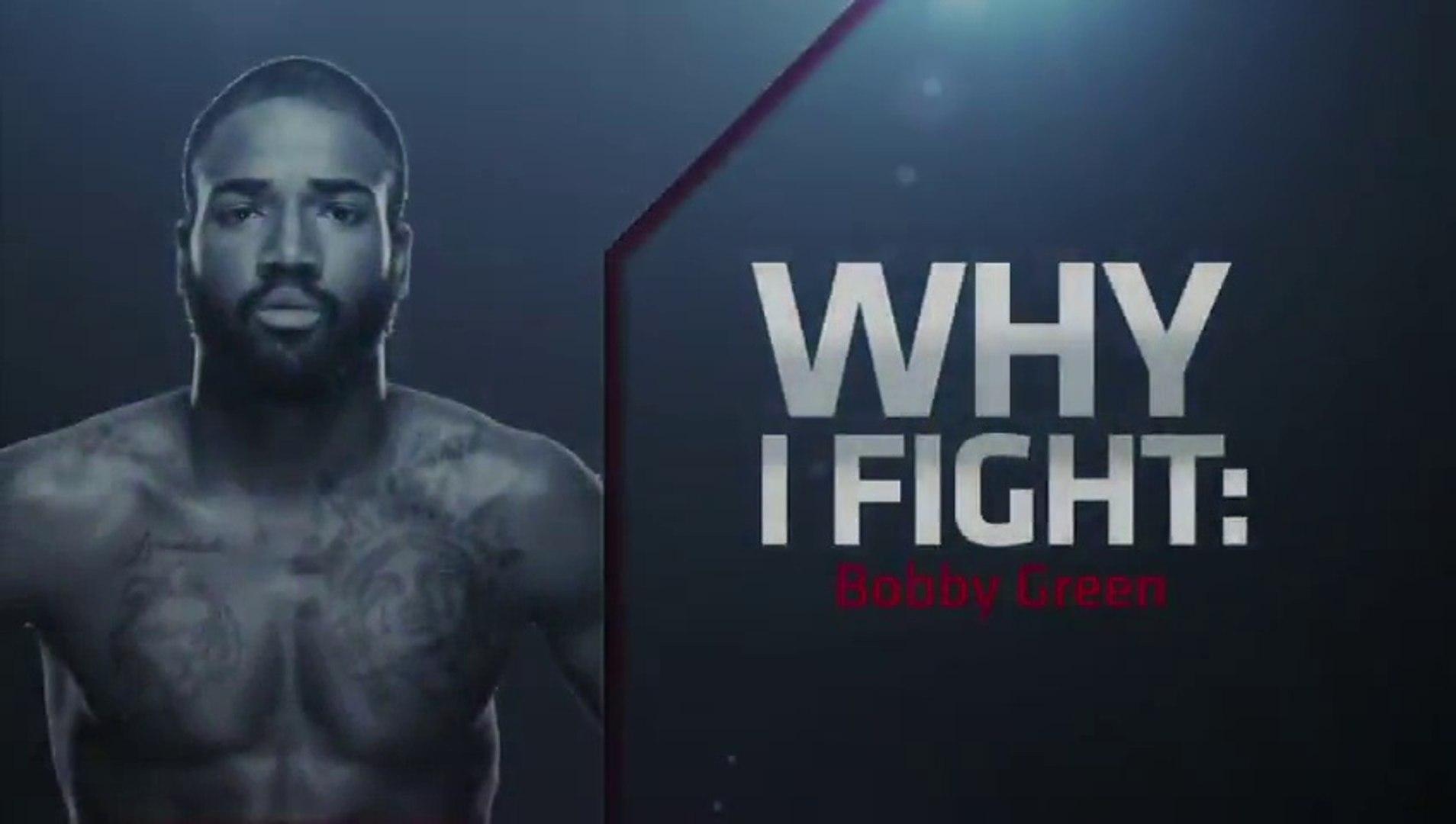 Fight Night Austin: Why I Fight - Bobby Green