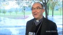 Mgr Francis Bestion, évêque de Tulle