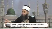 Cübbei Ahmet Hoca - İblis Olmak İsteyen Adam ve İblisin Konuşması 13.11.14