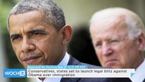 Conservatives, States Set to Launch Legal Blitz Against Obama Over Immigration