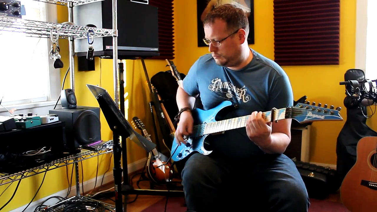 Recording Electric Guitar – 2