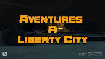 Adventures In Liberty City -  Trailer