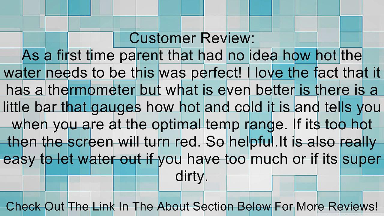 4moms Infant Tub Review