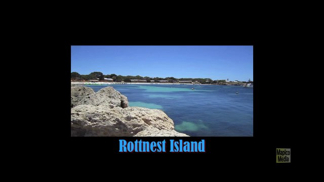 MAPICO Travel: Down Under ~ Rottnest Island #1 (0:37)