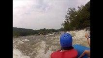 Une GoPro retrouvée dans une rivière 17 mois après sa chute d'un rafting.
