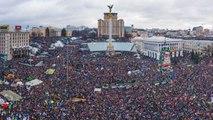 Ukrainians mark uprising anniversary