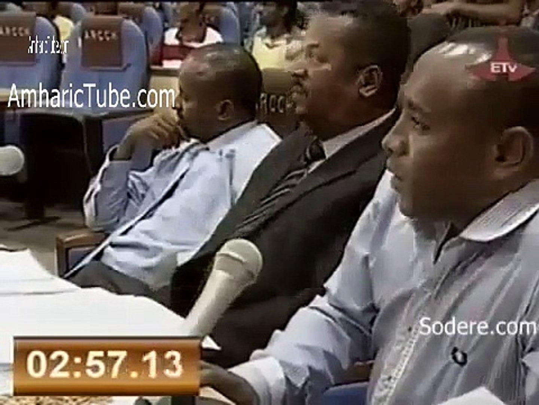 Ethiopia - Fake doctor Engineer Samuel on Ethiopian TV Business Idea competition
