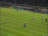 20/09/97 : Ousmane Dabo (68') : Cannes - Rennes (1-1)
