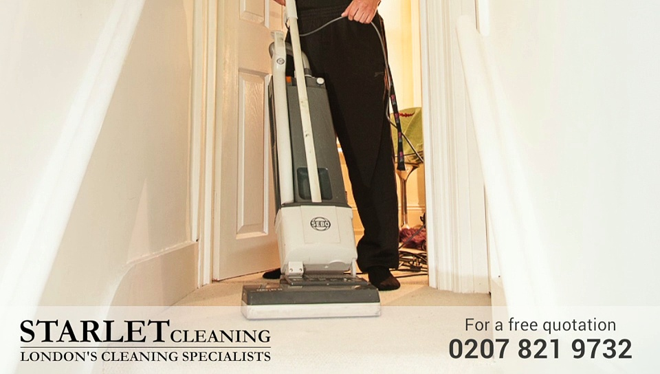 Carpet Cleaning Service by Starlet Cleaning