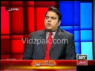 Obama's telephonic call shows Pakistani Diplomatic Failure :- Fawad Chaudhry