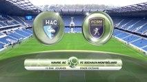 Résumé de HAC - Sochaux (1-1) du 22/11/14