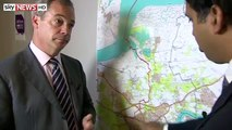 Nigel Farage Explains How UKIP Won Rochester and Strood.