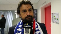 """Coupe Davis 2014 - Henri Leconte : """"Il faut les mettre sur la table"""""""