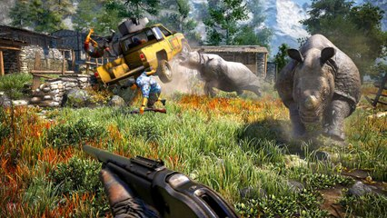 Rediffusion - En chasse sur Far Cry 4