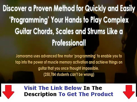 Jamorama The Ultimate Guitar Learning Kit + Does Jamorama Work On Mac