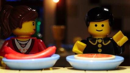 L'amour en Lego® : Plastic Love (Henri & Edmond)