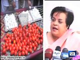 Dunya News - PML-N workers gather eggs, tomatoes to throw at Imran Khan