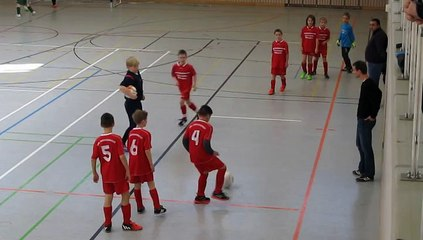 Eintracht Kattenhochstatt - SV Marienstein E1 - Junioren