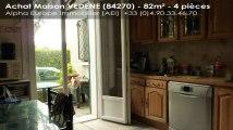 A vendre - maison - VEDENE (84270) - 4 pièces - 82m²