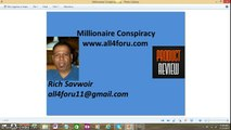 The Millionaire Conspiracy Review,Is The Millionaire Conspiracy A Scam