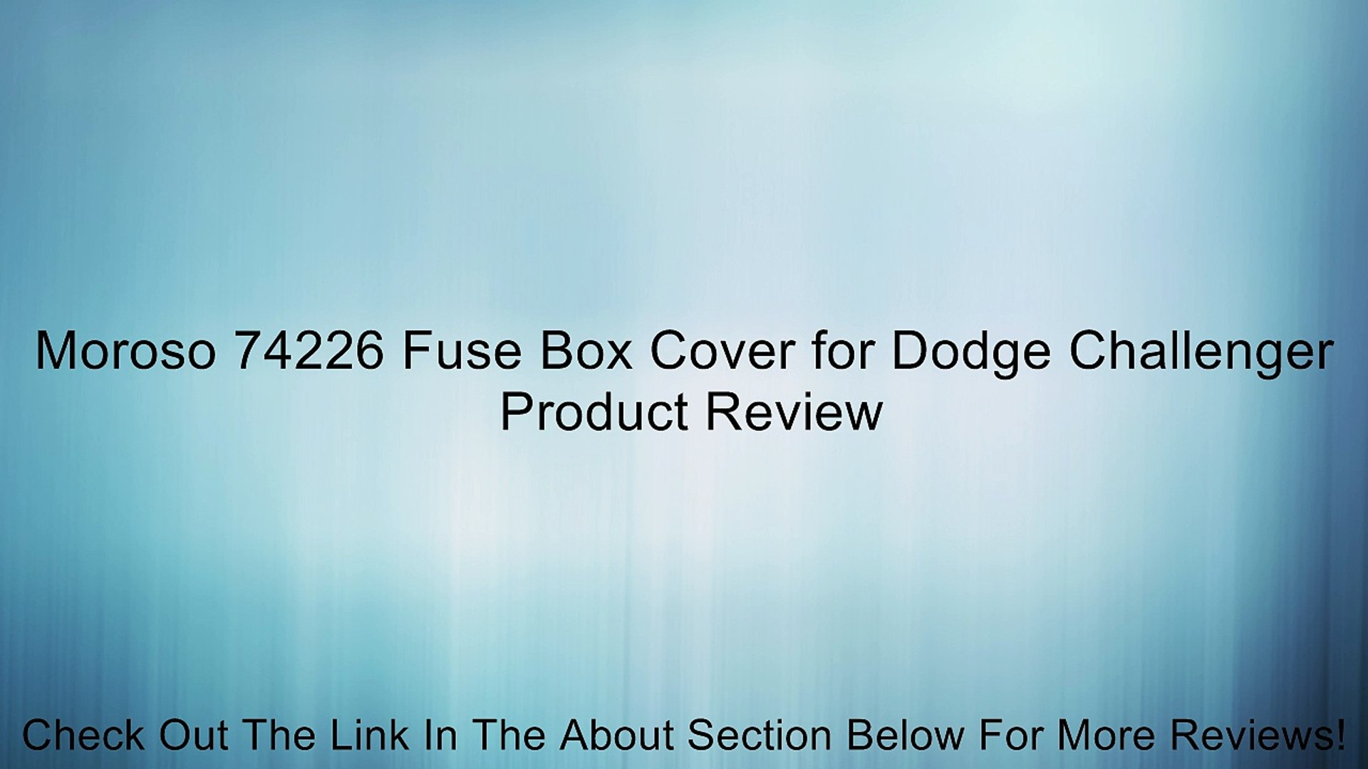 Moroso 74226 Fuse Box Cover for Dodge Challenger Review on dodge challenger windshield, dodge challenger amp location, dodge challenger parking light, dodge challenger cigarette lighter, dodge challenger back window, dodge challenger strut, dodge d150 fuse box, dodge challenger caliper, dodge challenger air cleaner, dodge challenger console, dodge challenger fuel injector, dodge challenger speed sensor, dodge challenger camshaft, dodge challenger speaker, dodge challenger bumper guard, dodge challenger relay, dodge stealth fuse box, dodge challenger starter, dodge challenger piston, dodge challenger coolant reservoir,