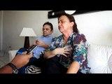Entrevista com pais do jovens Leonardo e Marcelo