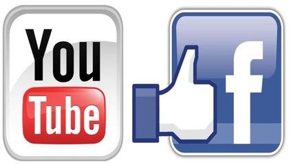 Comparte tu canal de YouTube en Facebook páginas de fans