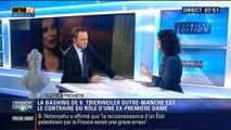"""Politique Première: """"Hollande bashing"""" de Valérie Trierweiler sur BBC: est-elle allée trop loin ? - 24/11"""