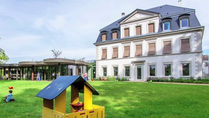 Présentation des maisons de la petite enfance