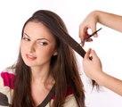 Part 1 - long hair cut short - long hair cutting in india long hair cut at home videos