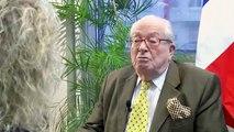 Jean-Marie Le Pen veut guillotiner le djihadiste français Maxime Hauchard