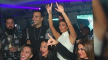 Kim Kardashian Parties Like A Rock Star In Abu Dhabi While Kanye Looks Glum At Home