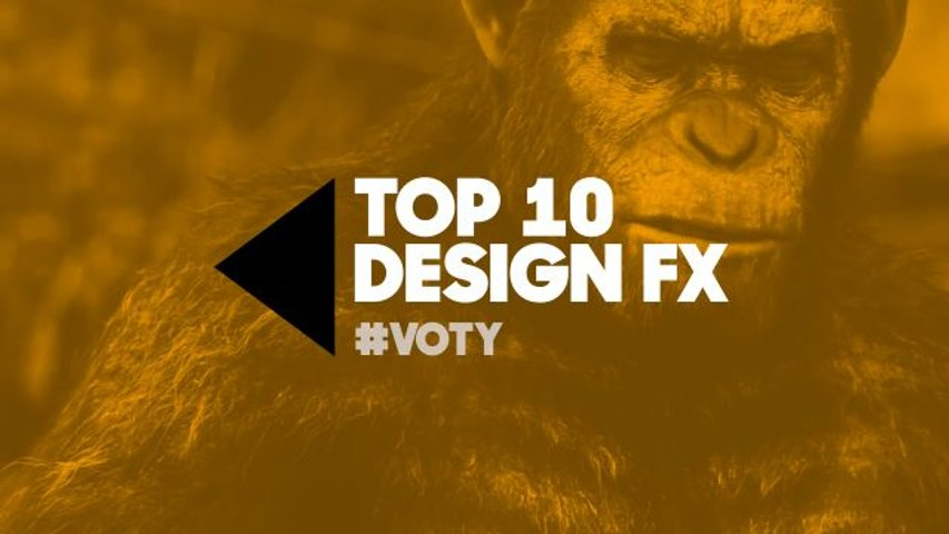 The Top 10 Special FX of 2014