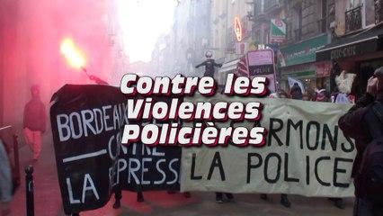 Contre les violences policières