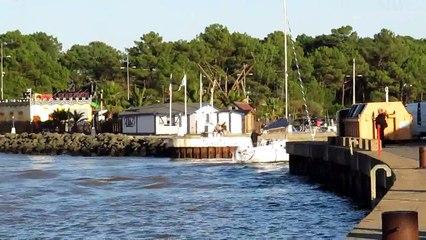 2014-11-20 Capbreton port & plage