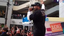 """Ice Cube """"I Rep That West"""" Live @ BET 106 & Park """"The Celebration: 10 Years Live"""", Hollywood & Highland Centre, Los Angeles, CA, 10-07-2010"""