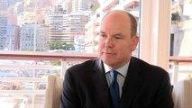 7 jours BFM: Albert de Monaco reçoit BFMTV au Palais