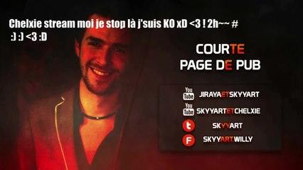 LA MORT DE SKYYART - Minecraft gameplay fr - Skyyart et Chelxie