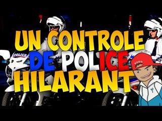 Les aventures de Toto | Un contrôle de police hilarant !  #26