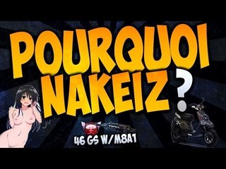 """Pourquoi """"NaKeiZ"""" ?"""