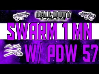 1 minute Swarm Black Ops 2 | Groupe de chasse 1 minute