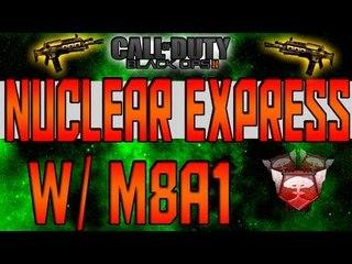 Nucléaire Express M8A1 l Mon départ en vacance !