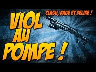 UN VRAI VIOL AU POMPE ! | Clash, Rage et Délire !