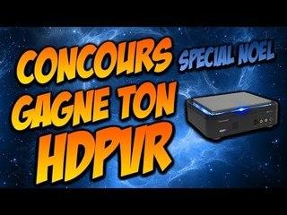 Concours: GAGNE TON HDPVR !!! Joyeuses Fêtes !