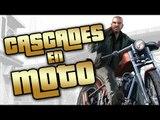 ÉNORMES Cascades EN MOTO ! (GTA V Stunt Montage)