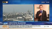 BFM Story: La pollution parisienne aussi nocive que le tabagisme passif - 24/11