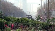 Pollution à Paris: des pics aussi nocifs que le tabagisme passif