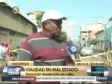 Vecinos de Puerto La Cruz denuncian fallas en los servicios públicos