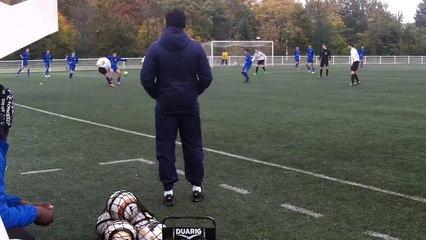 u17(1) ASM vs Rhone Crussol Foot du 16 nov 2014